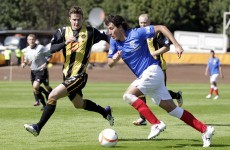 From bad to worse: Rangers held by Berwick