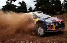 Loeb cruises to ninth German crown