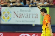 La Liga match report: Messi double saves Barcelona