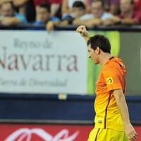 La Liga match report: Messi double saves Barcelona