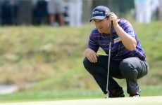 Bethpage Black: Harrington hits late flourish as Watney breaks Barclays