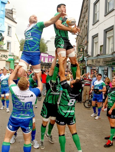 The big rugby season preview... Connacht