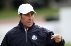 Harrington misses out as Olazabal picks Colsaerts and Poulter