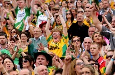 Back to business for McGuinness and his men as Donegal starts to buzz