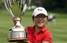 Ko-POW: 15-year-old prodigy claims LPGA title