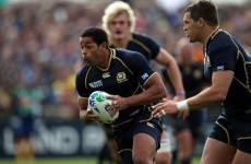 Broken neck revealed for Scotland centre Ansbro