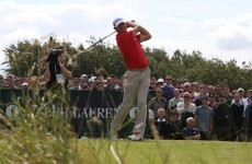 Harrington took Ryder Cup disappointment well - Olazabal