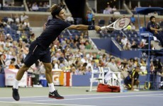 US Open: Federer rolls on, but Murray made to work