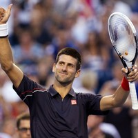 'Will you marry me?' This young fan's proposal earned him a US Open practice with Novak Djokovic