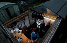 """""""I nearly fell off my chair"""": Dublin man makes second supernova discovery"""