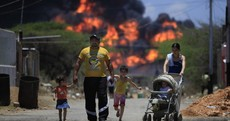 In photos, video: Venezuela refinery fire finally extinguished