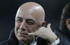 Milan move for Kaka off - Galliani