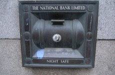Poll: Would you rather keep your money in a safe?
