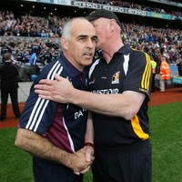 """Anthony Cunningham: """"For us, we have no fears referee-wise."""""""