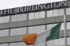 Burlington Hotel for sale at a knockdown €75m