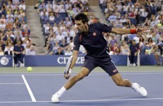 US Open: Djokovic thrilled with easy win