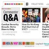 Gawker issues warning over users' security