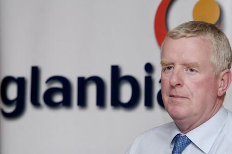 John Moloney, Managing Director, Glanbia.