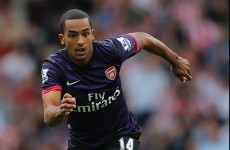 The Departures Lounge: Walcott's wanted by City