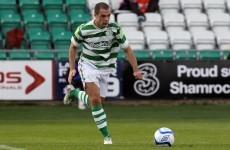 Pastures new: Chris Turner's Shamrock Rovers departure confirmed