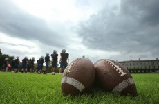 In pictures: Kent High School try to pick up Trinners' winning touch
