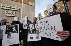 Julian Assange will remain in police custody