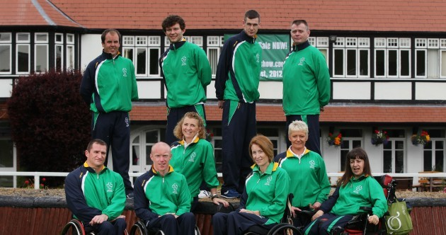 Paralympic breakfast: Team Ireland ready for momentous occasion