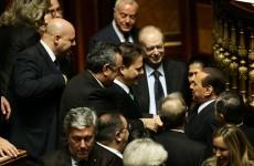 Berlusconi scrapes through parliament confidence vote