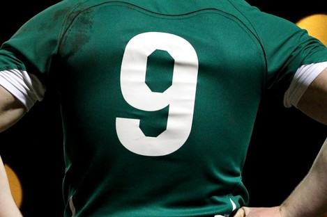 We're closer to the 2013 Six Nations than from then 2012 one.