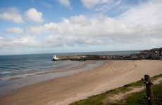 Balbriggan beach closed after raw sewage overflow