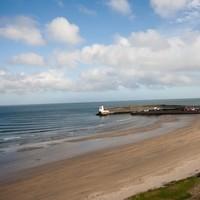 Balbriggan beach closed after raw sewage overflow