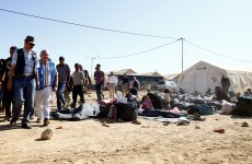 "Syrian refugees tell of ""indiscriminate violence"""