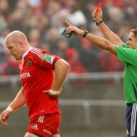Dismissed Paul O'Connell to learn fate on Thursday