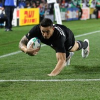 Sonny Bill Williams takes career to Japan