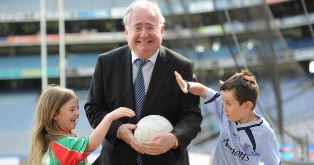 GAA Sports-Playing Minister of the Day