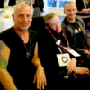 Orbital hung out with Stephen Hawking at the Paralympics opening ceremony