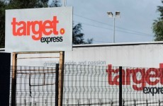 Target Express workers end sit-in after meeting liquidator, department