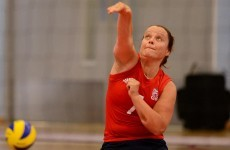 Paralympics 2012: London bombings survivor makes volleyball bow