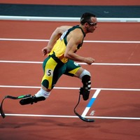 Paralympic breakfast: Get ready for Oscar Pistorius