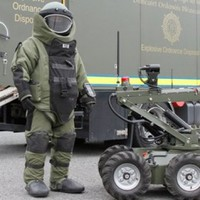 Unstable chemical made safe at Cork school