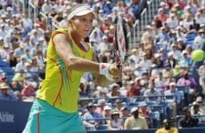 Tennis: Djokovic, Stosur advance but Robson stuns Li