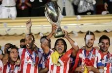 Falcao-led Atletico devour not so super Chelsea