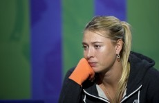 No love set - Sharapova splits with fiance Vujacic