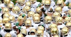 In pictures: The 'Emerald Isle Classic' at the Aviva Stadium