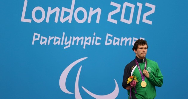 Paralympic Breakfast: Ireland's Firth hoping to continue her success