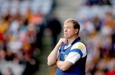 Walking away: Ryan steps down as Tipp supremo