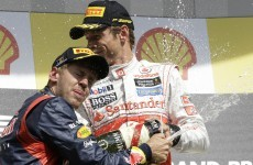 Formula One: Button back on top with victory for McLaren