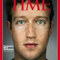 Facebook's Zuckerberg named Time's Person of the Year