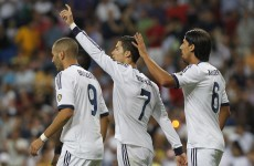 VIDEO: Ronaldo notches 150th goal in Granada win