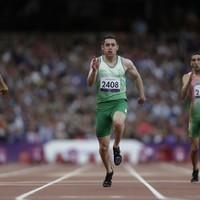 Top bracket: Smyth happy to be among sprinting elite